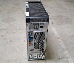 HP Z620 Workstation Xeon 2x E5-2689 2.60GHz 64GB 128GB SSD + 1TB Win10 WIFI