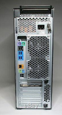HP Z640 Workstation 2x Xeon E5-2620v3 2.4GHz 32GB DDR4 1TB HDD Windows 10 Pro