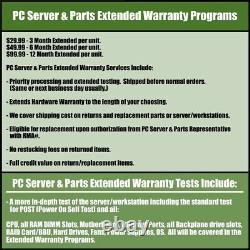 HP Z640 Workstation Barebone 2011-3 MOBO w / 2nd CPU Cage & Heatsinks 925W PSU