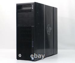 HP Z640 Workstation Xeon 2X E5-2680 V4 28core 64GB DDR4 Q600 480GB SSD+2TB WIFI