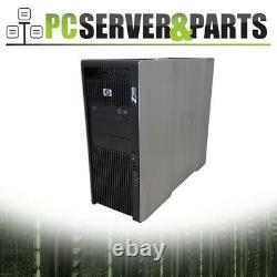 HP Z800 8-Core 2.93GHz X5570 24GB RAM 1TB HDD Win7 Pro 128MB GPU