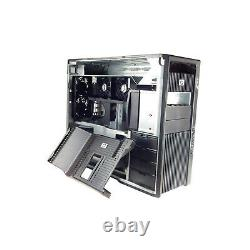HP Z800 Workstation 2x Xeon 12 Cores X5670 32GB 256GB 1TB Quadro K2000 4x LFF
