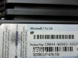 HP Z800 Workstation Dual Xeon X5675 3.06GHz 32GB RAM 1TB HD Window 7 Pro 12 Core