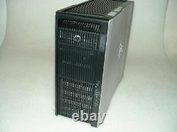 HP Z820 Workstation 2x Xeon E5-2670 2.6ghz 16-Cores 128gb 1Tb HD 6450 Win10