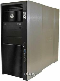 HP Z820 Workstation Xeon 16CORES 2X E5-2690 2.9GHz 64GB 240GB SSD+3TB Q600 wifi
