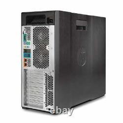HP Z840 Workstation Barebones No Processor No RAM No HDD No OS No GPU