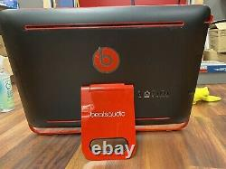 HP beats red special edition all in one desktop 23 touch screen
