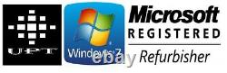 HP desktop computer 19 LCD Windows 7 Core 2 Duo 250GB Wi-Fi 4GB Desktop