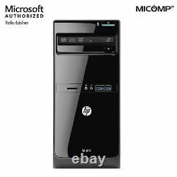 HP i5 Gaming Computer PC 16GB 2TB Nvidia GT1030 SSD 512GB 1TB Windows 10 Desktop