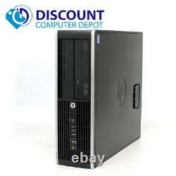 HP i7 Desktop Computer PC 6300 3rd Gen 3.4GHz 8GB 500HDD Windows 10 Pro WIFI
