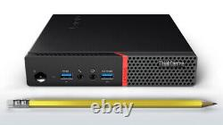 Lenovo M700 Tiny Desktop i5 6400T Quad 8GB DDR4 256GB SSD Windows 10 pro