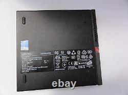 Lenovo ThinkCentre M900 Tiny, Intel i3-6100T 6th Gen, 8GB, 128GB SSD/Win10 64 HP G2