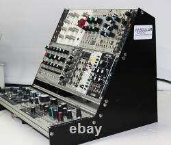 Modular Studio LRACK EURORACK DESKTOP 9U + 1U 84HP MODULAR SYNTH STAND