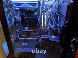 NO GPU HP OMEN 30L Gaming Desktop Ryzen 7 5800X 16GB 1TB SSD LIGHTLY USED