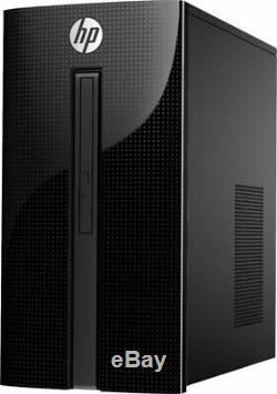 New HP 460-P274 Desktop Intel i7-7700T Quad-Core 3.8GHz 8GB 1TB DVD RW Win10