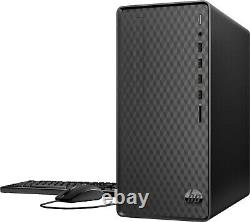 New HP M01-F1024 Desktop AMD Ryzen 7 4700G 3.6GHz 8GB 256GB SSD W10