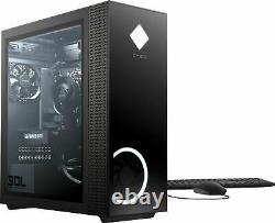 New HP Omen 30L Gaming Desktop Ryzen 7 5800x Liquid Cool 16GB 1TB SSD NO GPU
