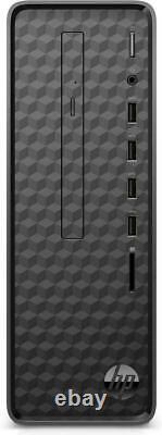 New HP Slim Desktop Intel I7-10700 4.8ghz 16gb 1tb 7200rpm Wifi Bluetooth Dvd-rw