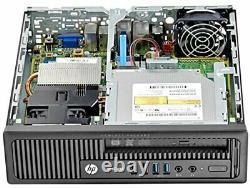 OFFER HP EliteDesk 800 G1 PC, i5-45705 CPU, 8GB RAM, 500GB HD, DVDRW, WiFi, Win10