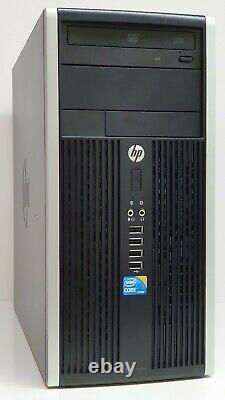 PC Win. 10 + OfficeIntel i5 Quad 3.60GHz16GB RAM256GB SSDIntel HD 2500W-LAN