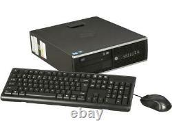Super Fast HP i5 3.40Ghz Desktop Computer PC 8Gb Large 1TB Windows 10 WiFi HDMI