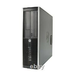 Windows 10 HP 8200 i5-2400 PC Computer 8GB DDR3 RAM 500GB HDD HDMI DVDRW